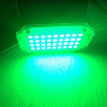 купить LED Stage Light White/RGB AC90-260V 36leds DJ Disco Strobe Flash Light EU/US Plug for family Party KTV дешево