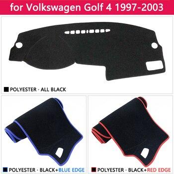 Para Volkswagen VW Golf 4 MK4 1997 ~ 2003 1J alfombrilla antideslizante para salpicadero 1999 accesorios 2000, 2002