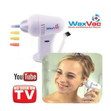 Vac waxvac вакуум as seen серы on ушной беспроводные tv ухо