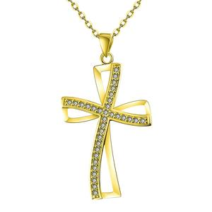 5cf4ee80b8223 best top gold cross pendant necklace 18k for men list