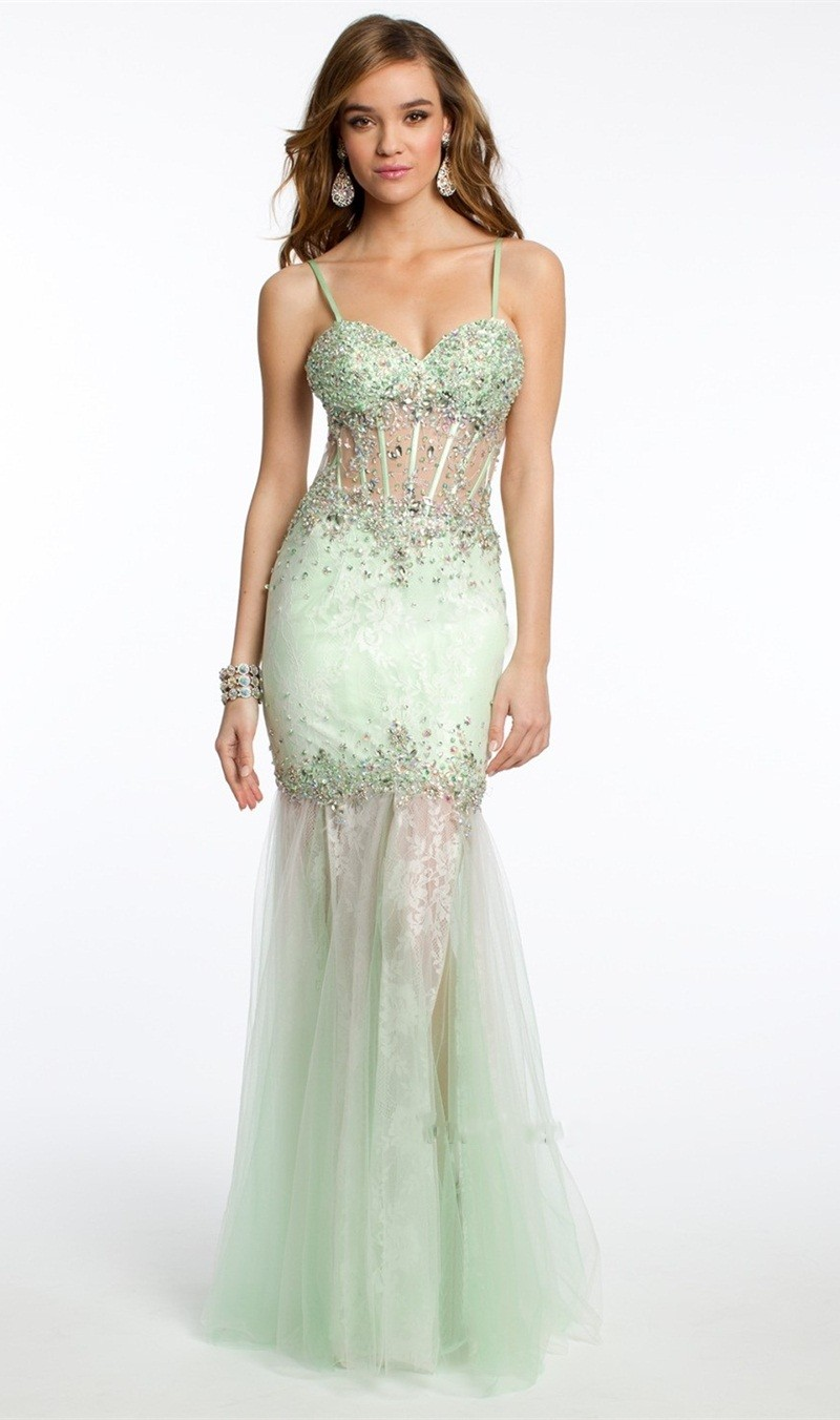 See Theough Corset Prom Dress | Dress images