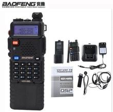 BAOFENG transceptor de Radio bidireccional, 2021 Ham, hf, UV 5R, 3800mAh, 136 174 / 400 520 Mhz