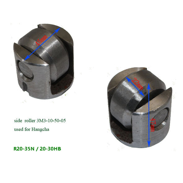 Punctual Side Roller 3m3-10-50-05 Used For Hc Lift Truck R Series Forklift 2.0-3.0 Ton