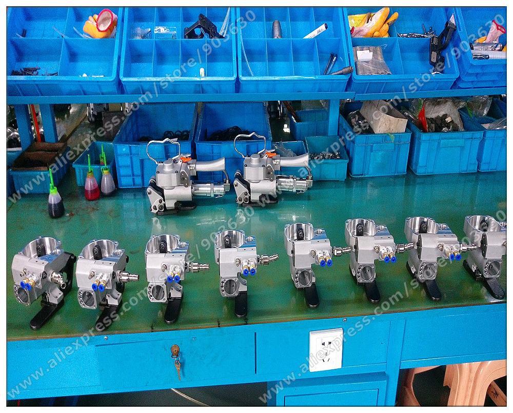 Mejor calidad XQD-19 de mano neumática combinación de fleje de - Herramientas eléctricas - foto 2