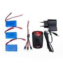 EU plug balance charger 7.4V 1100mah Wltoys A949 A959 A969 A979 K929 LiPo Battery JSTplug Part for Wltoys RC Part Wholesale