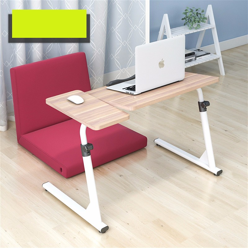 Simple bedside laptop desk folding lazy sofa table learning desk 250633 sofa side stand up and down movable bedside table simple lazy table laptop table bed table with desk
