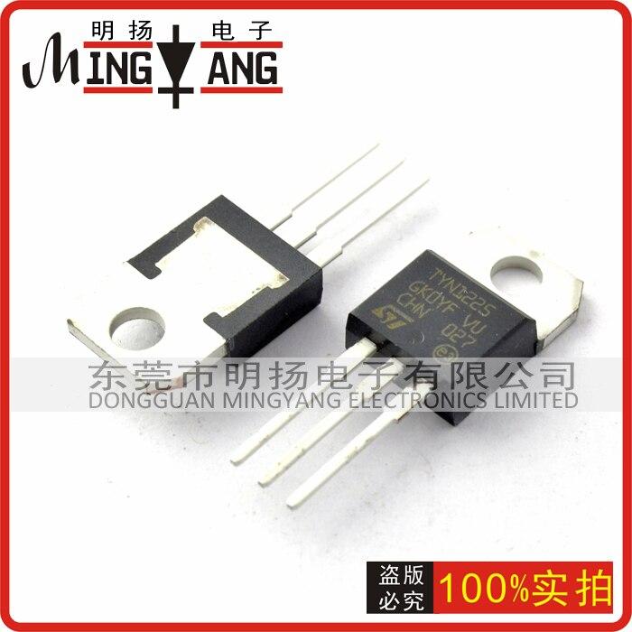 Тиристор Tyn1225 1225 SCR 1.2kv 25