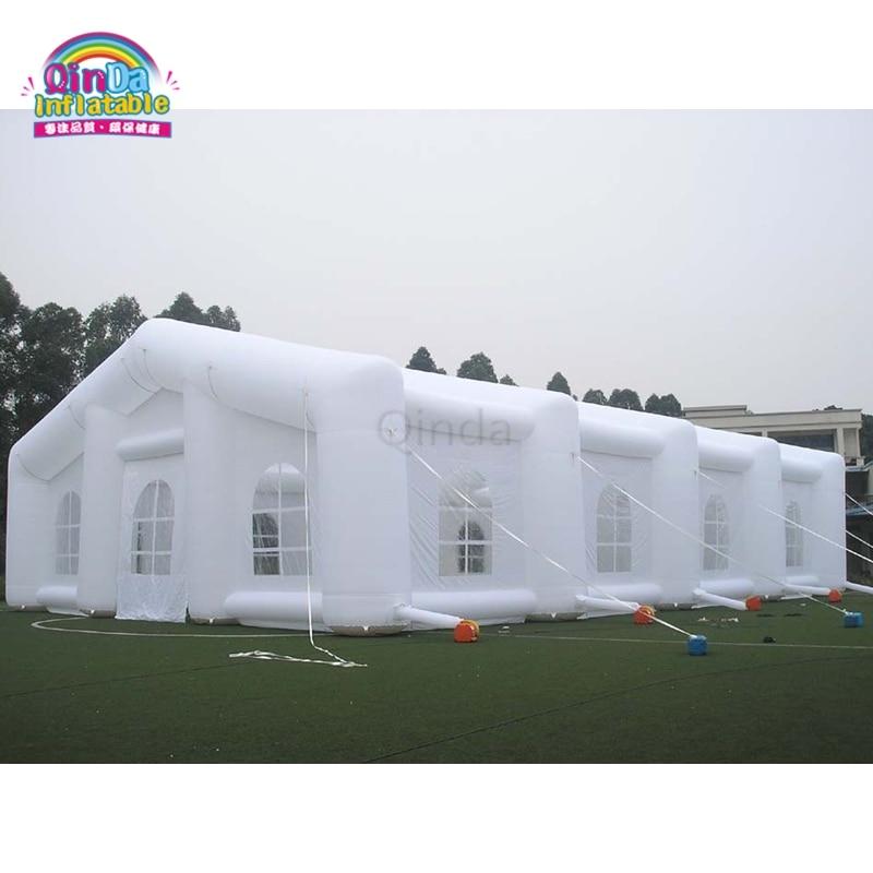 În aer liber oxford pânză cort petrecere cort gonflabile marquee - Sport și în aer liber