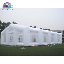 Outdoor oxford cloth party tent inflatable marquee inflatable tent for wedding