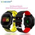 SMARCENT K5 Smart Watch IP68 wasserdichte schwimmen Schrittzähler Smartwatch Herzfrequenz Fitness Tracker Armbanduhr für Andriod iOS Smart Watches Verbraucherelektronik -