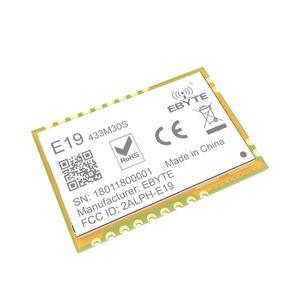 Image 4 - SX1278 LORAWAN LoRa 433MHz ebyte rf جهاز ريسيفر استقبال وإرسال E19 433M30S طويلة المدى SPI 433MHz اللاسلكية جهاز بث استقبال للترددات اللاسلكية