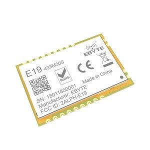 Image 4 - SX1278 LORAWAN LoRa 433MHz ebyte rf Sender Empfänger E19 433M30S Lange Palette SPI 433MHz Drahtlose rf Transceiver