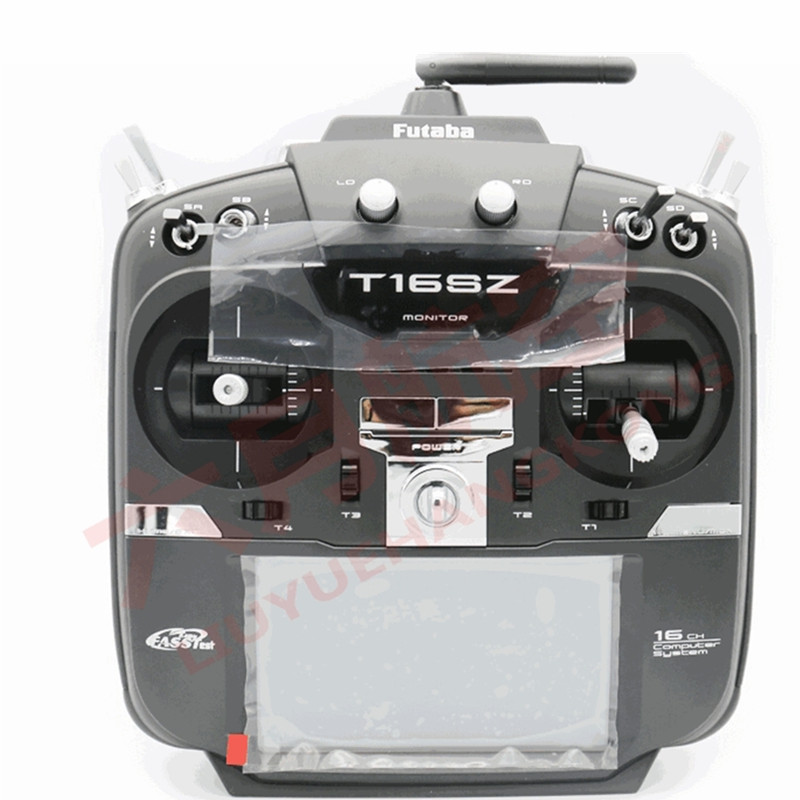 все цены на Tarot-RC Original Futaba 16sz remote control(Ni-MH) with R7008SB receiver 2.4G for helicopter