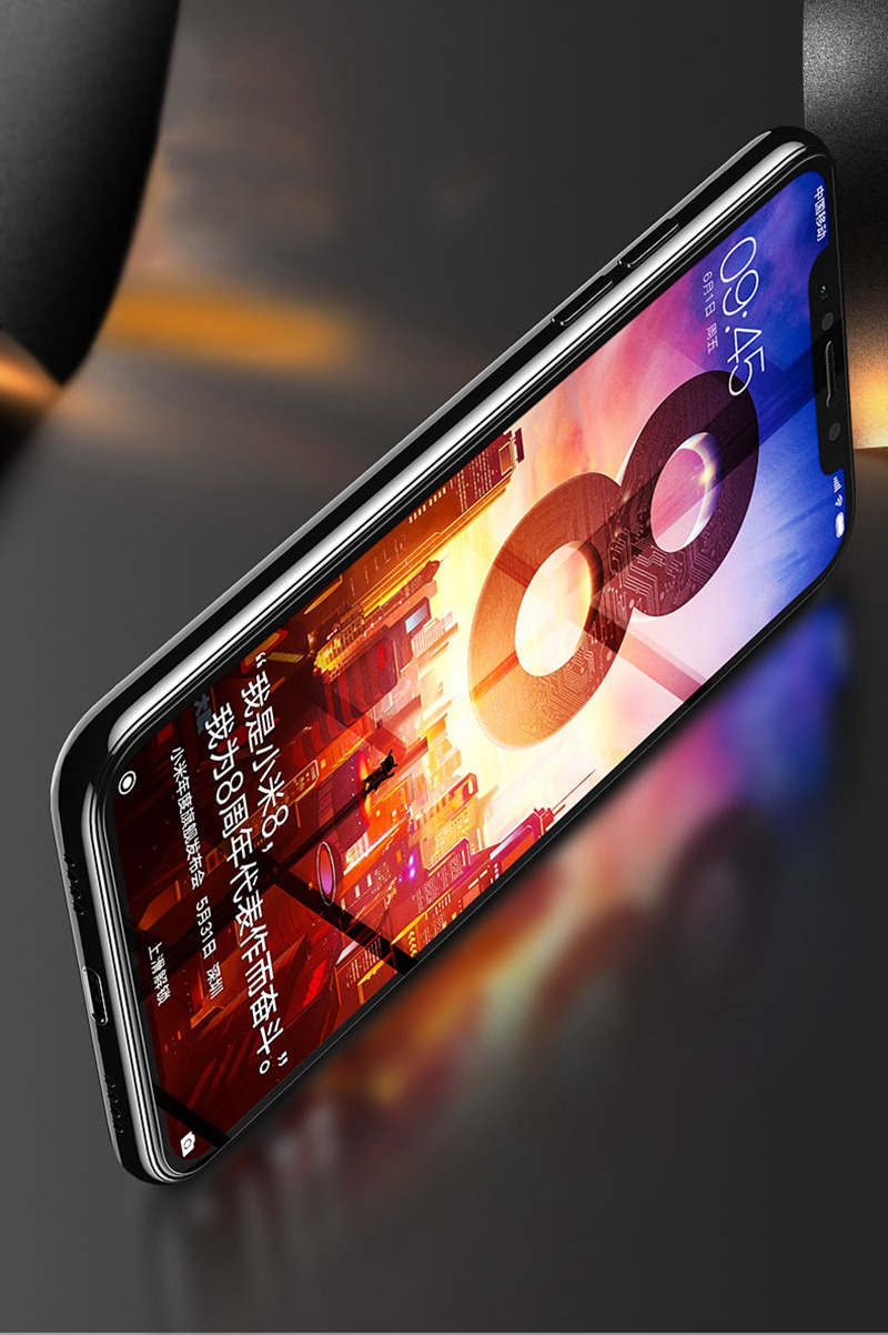 6D en vidrio para Xiaomi 13