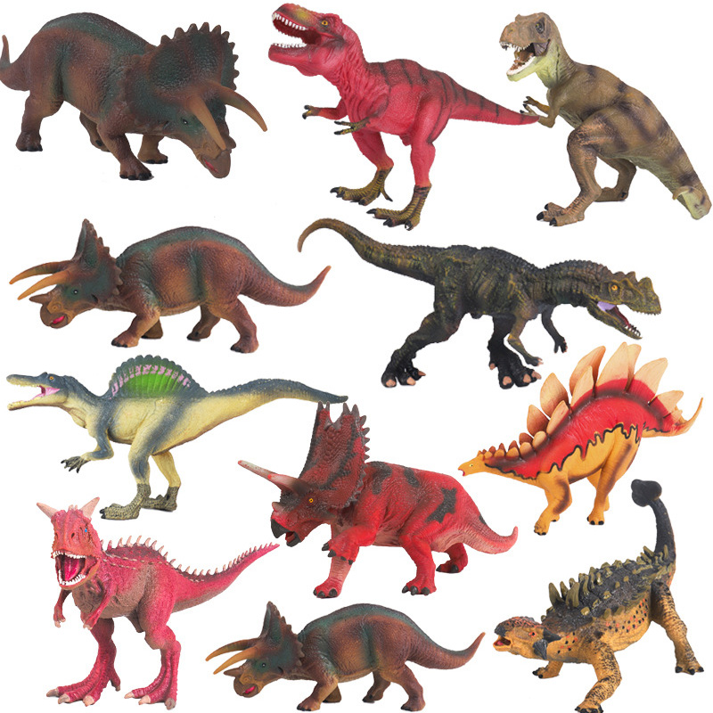 Dinosaur Action Figure Jurassic World Park Kids Toy Animal Model Free Shipping