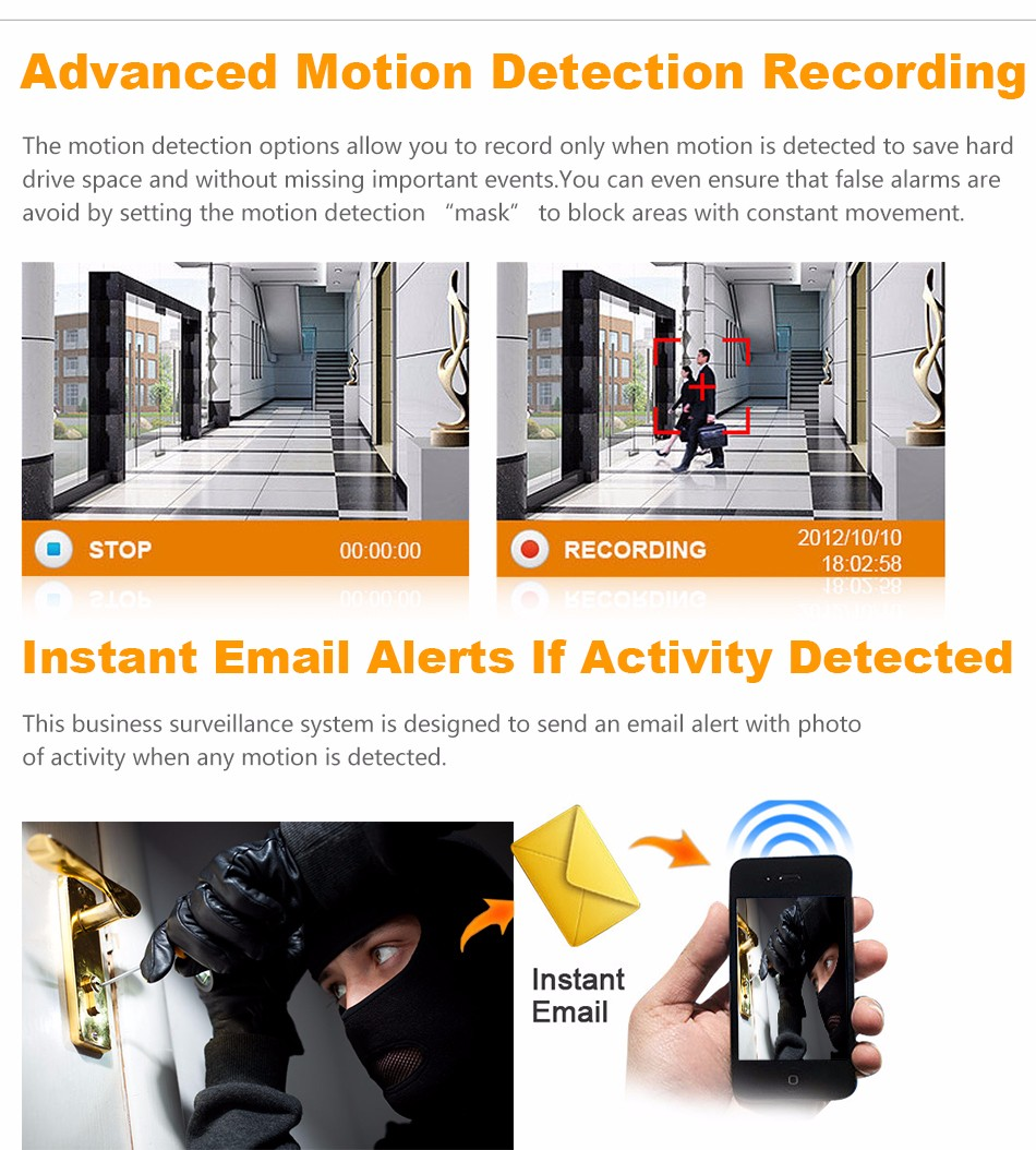 XQ8-Motion Detection