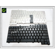 Rus dell için klavye Inspiron 1501 1505 630M 640M 6400 PP20L 9400 E1405 E1505 E1705 Vostro 1000 XPS M140 M1710 0FF552 RU