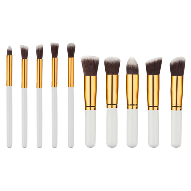 10set EyeShadow blending Brush Set