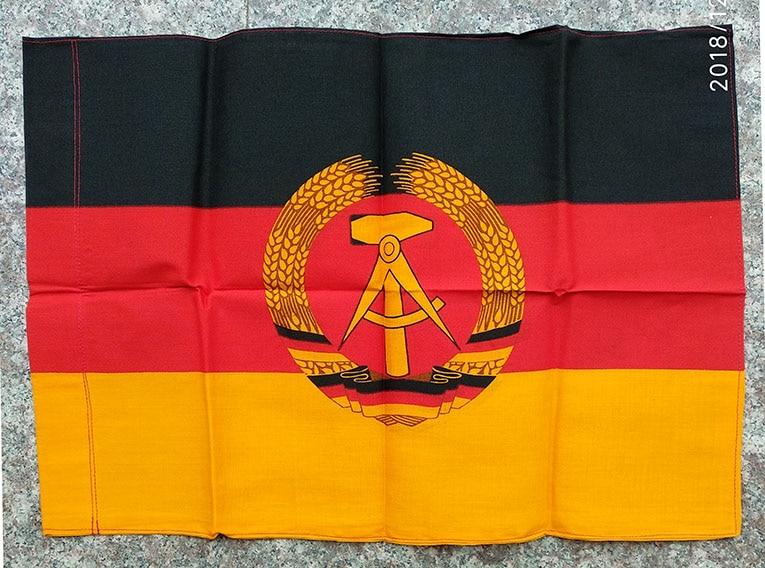 Vornehm 55mm 38,5mm Original Osten Deutschland Flagge Ddr Wohnkultur
