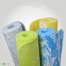 185cm*62cm Yoga Mat Non-Slip Body Building Health Lose Weight Exercise Gym Household Cushion Fitness Pad