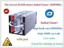 Baikal Riesen + 2000MH/S X11 DASH bergmann MIT stromversorgung baikal miner nur 450 Watt auf wand besser als Riesen 900 Mt und pinidea miner