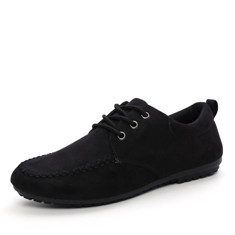 2017 Nuevos hombres Zapatos Casuales Zapatos de Ocio de Moda de La Calle Tendenc