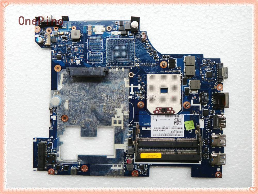 QAWGH LA 8611P for Lenovo N585 N586 Notebook N586 Laptop motherboard DDR3 100 tested