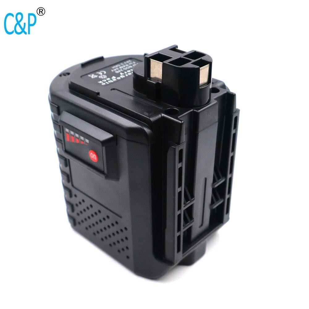 1300mAh 24V Battery For Bosch GBH 24VFR Cordless Hammer Drill BAT021 BAT019 UK