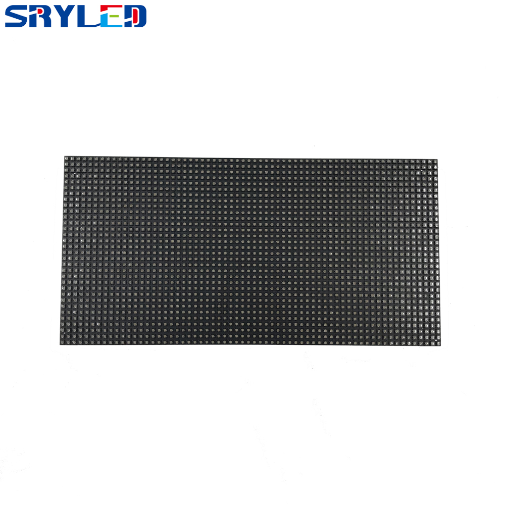 P3 RGB pixel panel HD display 64x32 dot matrix p3 smd rgb led-modul