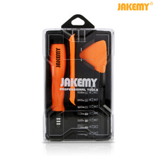 JAKEMY Mobile Phone Repair Tools Kit Opening Tool Precision Screwdriver Set for iPhone iPad Cell Phone