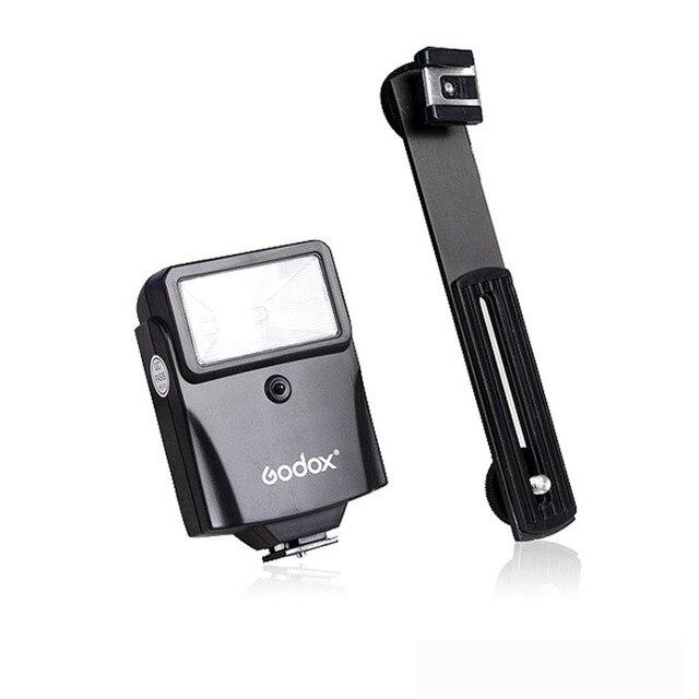 Godox CF-18 Slave Flash Speedlite with Hot Shoe Bracket Mount for Canon Nikon Digital SLR DSLR Camera 700D 650D 600D 1100D