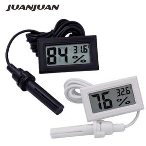 Digital LCD Hygrometer Tempera