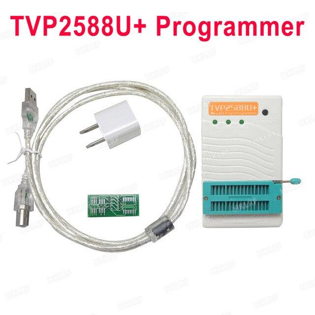 TVP2588U + /24/25/26/93/Spi/Bios/EN25T80 Programmeur Gratis Verzending