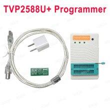 Tvp2588u + /24/25/26/93/spi/bios/en25t80 programador frete grátis