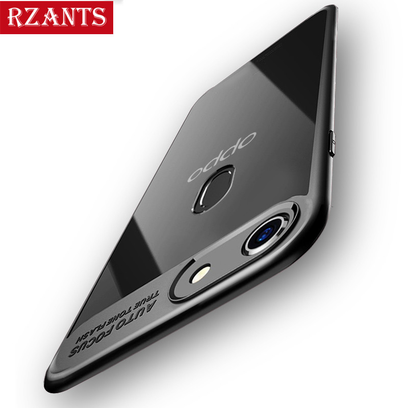 purchase cheap 1cda3 74159 US $4.99 |Rzants Phone Case For OPPO F7 Clear Back Full Protect Thin Slim  Waterproof Anti knock Cover For OPPO F7-in Half-wrapped Case from  Cellphones ...