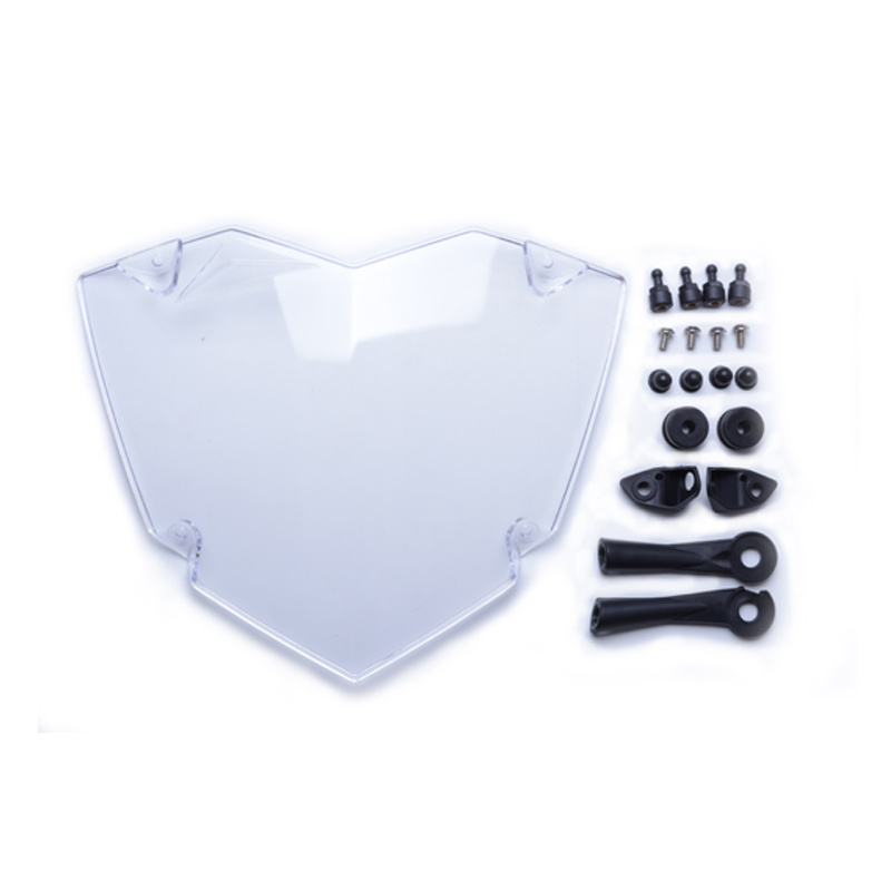 Headlight Cover For BMW R1200GS WC 13- ADV WC 14- Transparent Headlight Guard Headlight Protector for bmw r 1200 gs headlight protector guard lense cover fit for bmw r1200gs oil cooled 2008 2009 2010 2011 2012