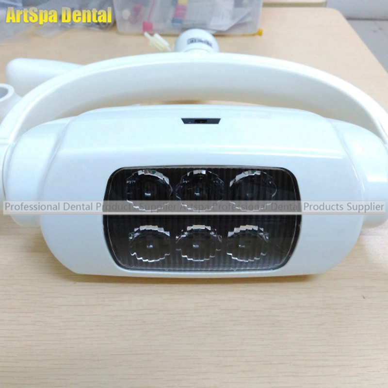 Dental LED lamp Dental Operatory oral Lights for dental unit dental chair brand new vas5052a detector touch screen lcd screen well tested working three months warranty page 9