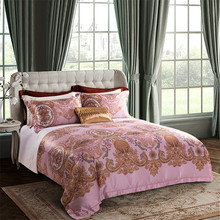 egytian cotton europe luxury bedding sets queen king full size boho bed set duvetquilt