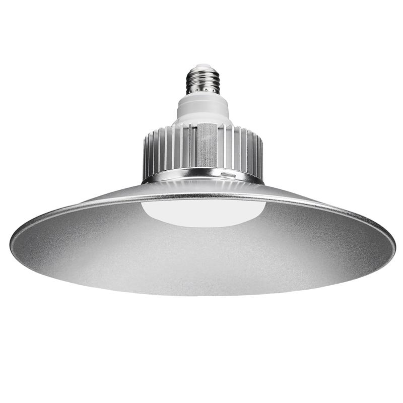 Atelier industriel éclairage de site Europe led lampe minière usine Laide lustre vis 50w100w haute puissance - 2