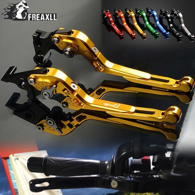 CNC Aluminium Motorrad Bremse Kupplung Hebel Für Suzuki TL1000R 1998 2003 1999 2000 2001 2002 Verstellbare Falten TL 1000 R 1000R