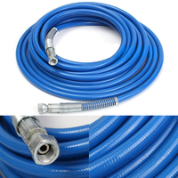 25 1 4 Airless Paint Sprayer Hose Tube Power Sprayer Hose Fits For Wagner Titan Graco