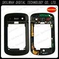 Новый Черный Ближний Корпус Рама Обложка Чехол Для Blackberry 9900 9930 Ремонт Часть
