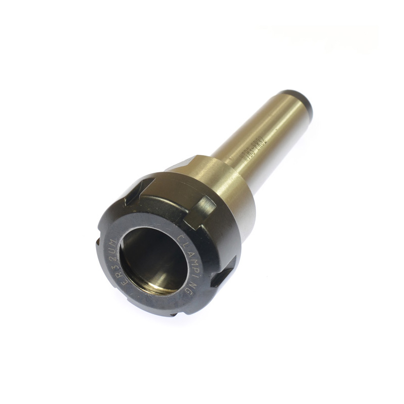 ER32 MT3 Precision Drawbar CNC Milling Toolholder Collet Chuck Holder Milling Cutter Morse Taper Steel Material
