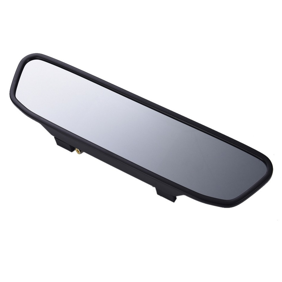 5inch 12V Universal HD Car Rearview Mirror Display LCD Digital DVD VCD Car Rearview Mirror Display Monitor support video input
