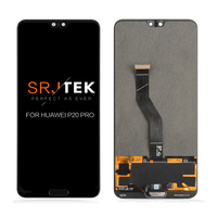 New Original 6.1LCD For Huawei P20 Pro LCD Display Screen Touch Panel Digitizer Assembly P20 Pro CLT AL01 Lcd P20 Plus Display