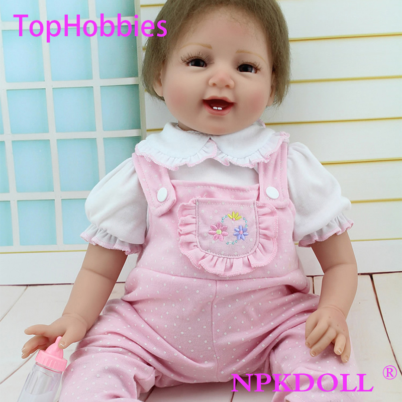 G189 22 inches Silicone Baby Doll For Sale Reborn Babies Girls Play House Toys Lifelike Doll Newborn Babies christie agatha at bertram s hotel