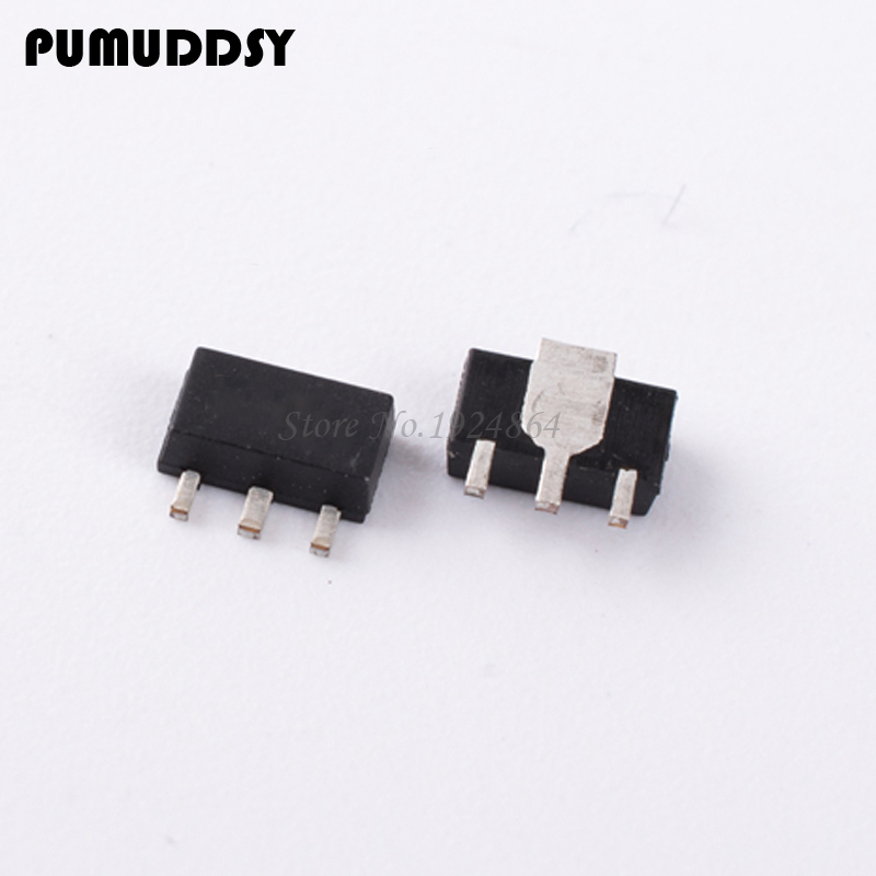 5 pcs New WS3202K-3//TR WS3202 SOT-89 ic chip