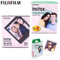 10-100 листов Fujifilm Instax площадь Instant белый край пленки для Instax квадратный SQ10 Гибридный формат поделиться SP-3 SQ мгновенный камеры
