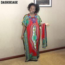 4c567a6524 African Women Plus Size Party Dress - Compra lotes baratos de ...