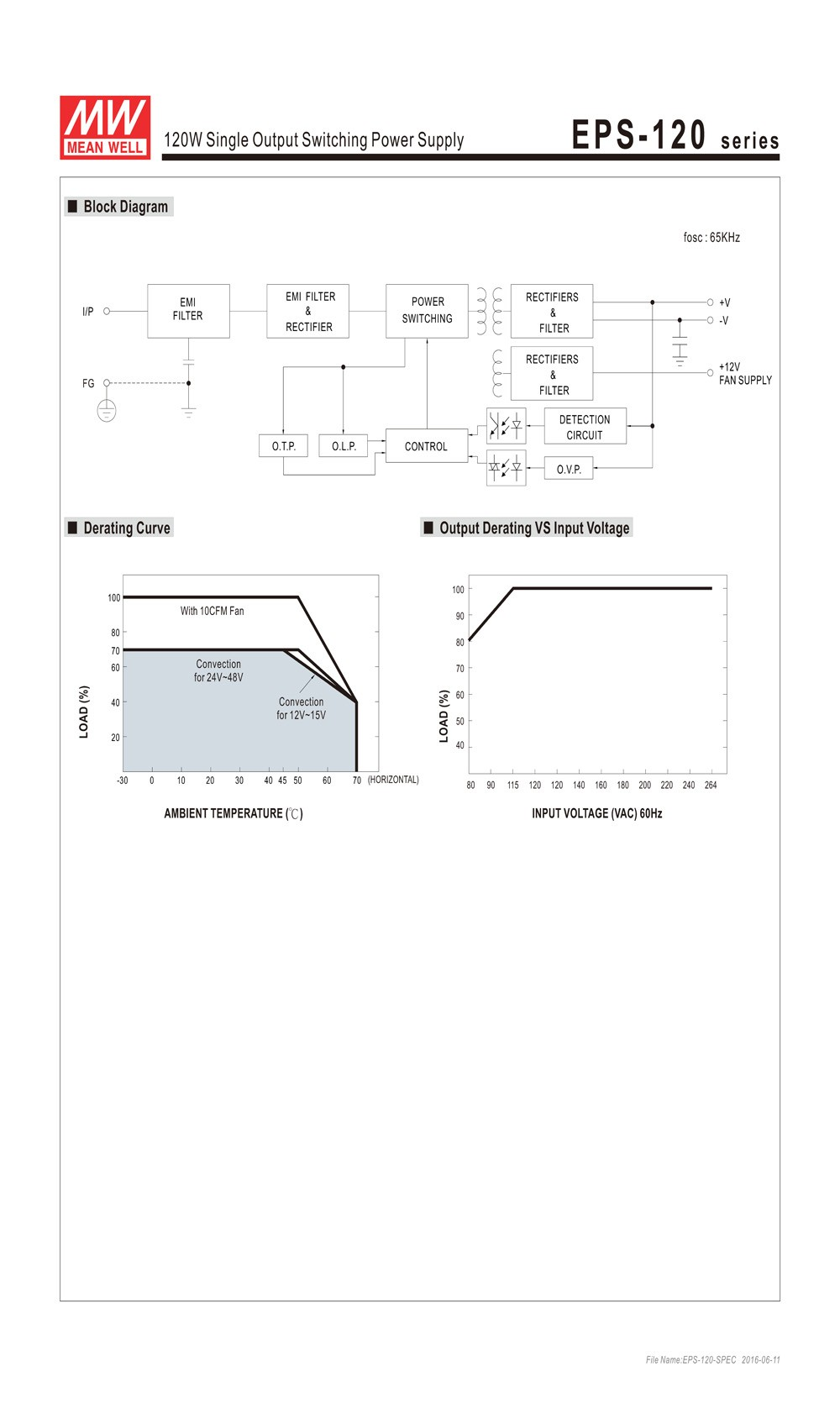 Original Meanwell Ac Dc 24v Eps 120 24 5a 120w Mean Well Open Frame Power Supply Circuit Diagram Series Supplies